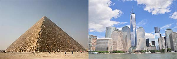Pyramid and WTO